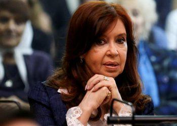Cristina Fernández de Kirchner. Foto: Reuters.