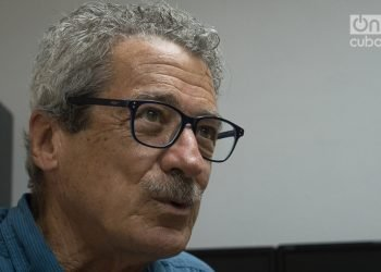 El cineasta cubano Fernando Pérez. Foto: Otmaro Rodríguez / Archivo.