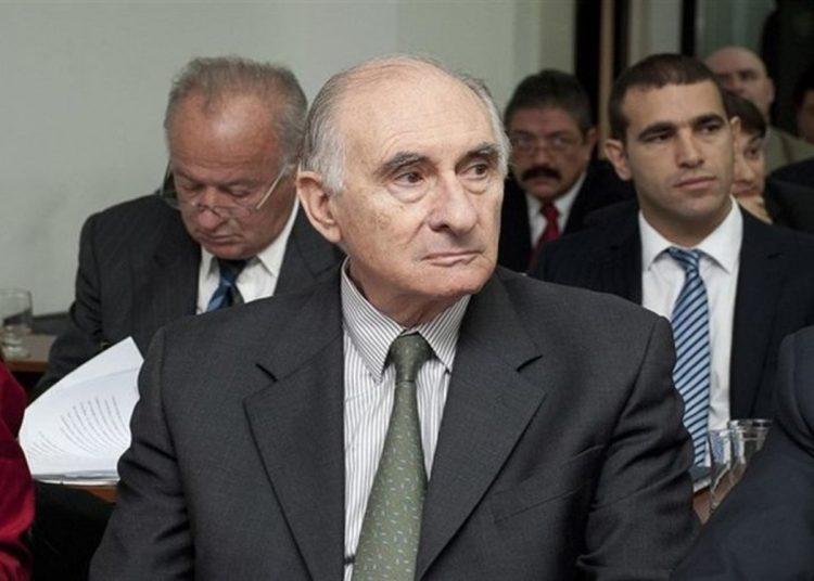 El expresidente argentino Fernando de la Rúa, fallecido este 9 de julio de 2019. Foto: Reuters / elperiodico.com