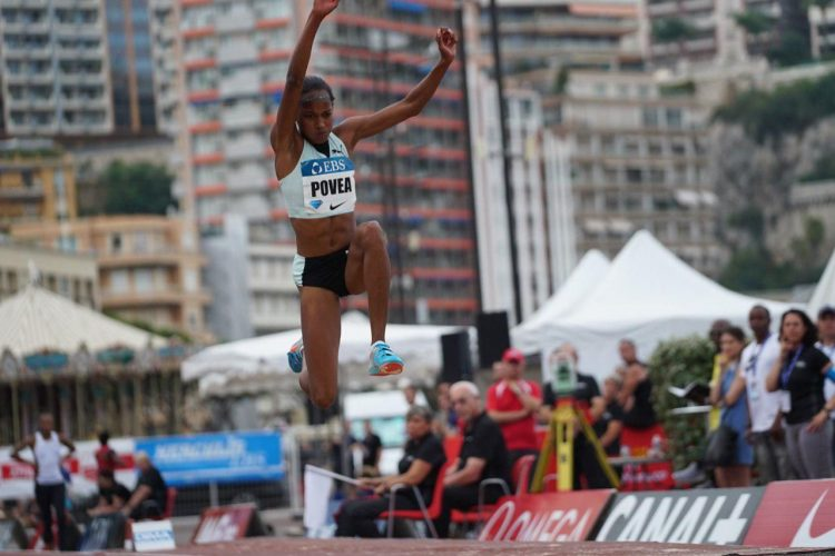 Liadagmis Povea. Foto: IAAF/Archivo.