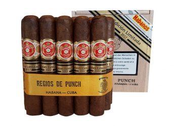 Habanos de la marca Punch. Foto: egmcigars.com