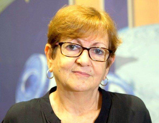 La investigadora y cineasta Zita Marina Morriña, fundadora del Festival Internacional del Nuevo Cine Latinoamericano y directora de programación del evento, quien falleció en La Habana a los 68 años. Foto: Perfil de Iván Giroud en Facebook.