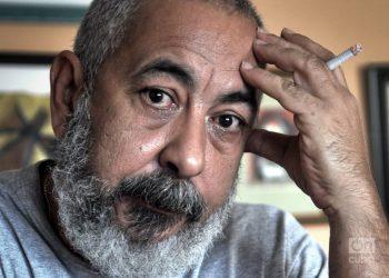 El escritor cubano Leonardo Padura. Foto: Kaloian / Archivo.