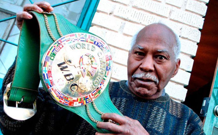 El boxeador cubano-mexicano ganó 81 peleas y fue campeón mundial welter. Foto: El Nacional.