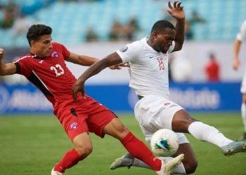 Paradela no podrá estar en los venidores duelos de la selección nacional contra Canadá. Foto: CONCACAF