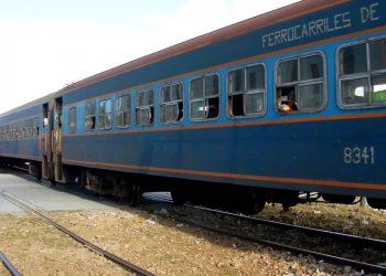 Coches de uso de trenes nacionales en Cuba. Foto: trabajadores.cu / Archivo.