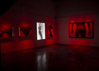 Exposición El cuarto oscuro