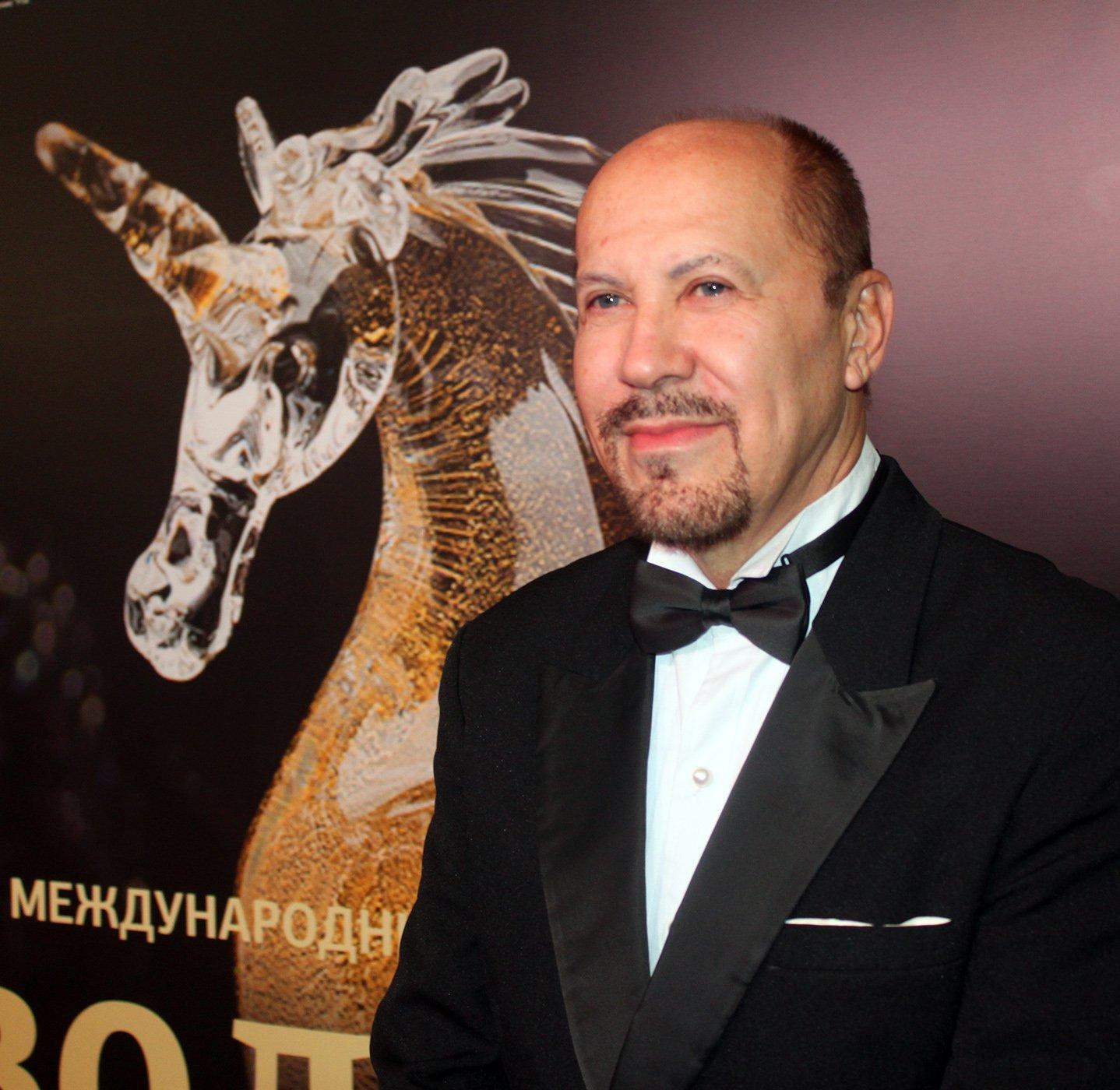 """Héctor Noas confesó sentirse nervioso en el estreno de """"Sergio y Serguéi"""" en Moscú."""