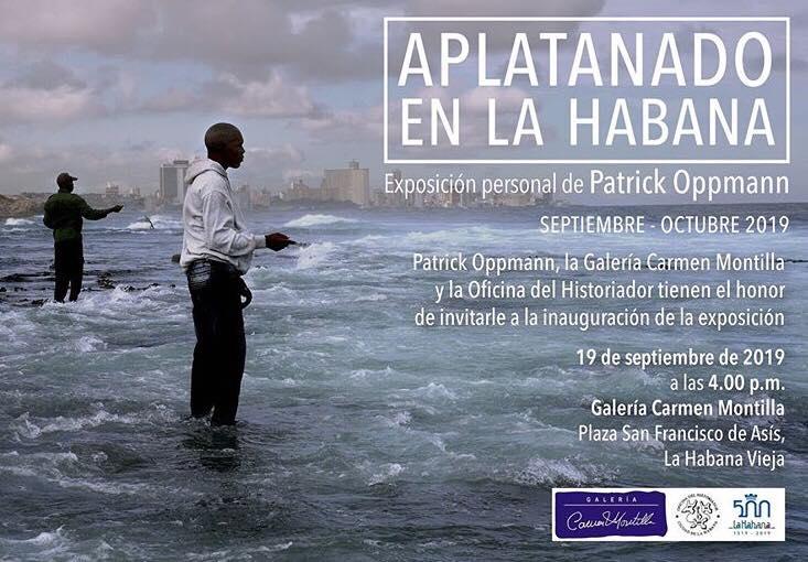 Exposición Aplatanado en La Habana-Patrick Oppmann