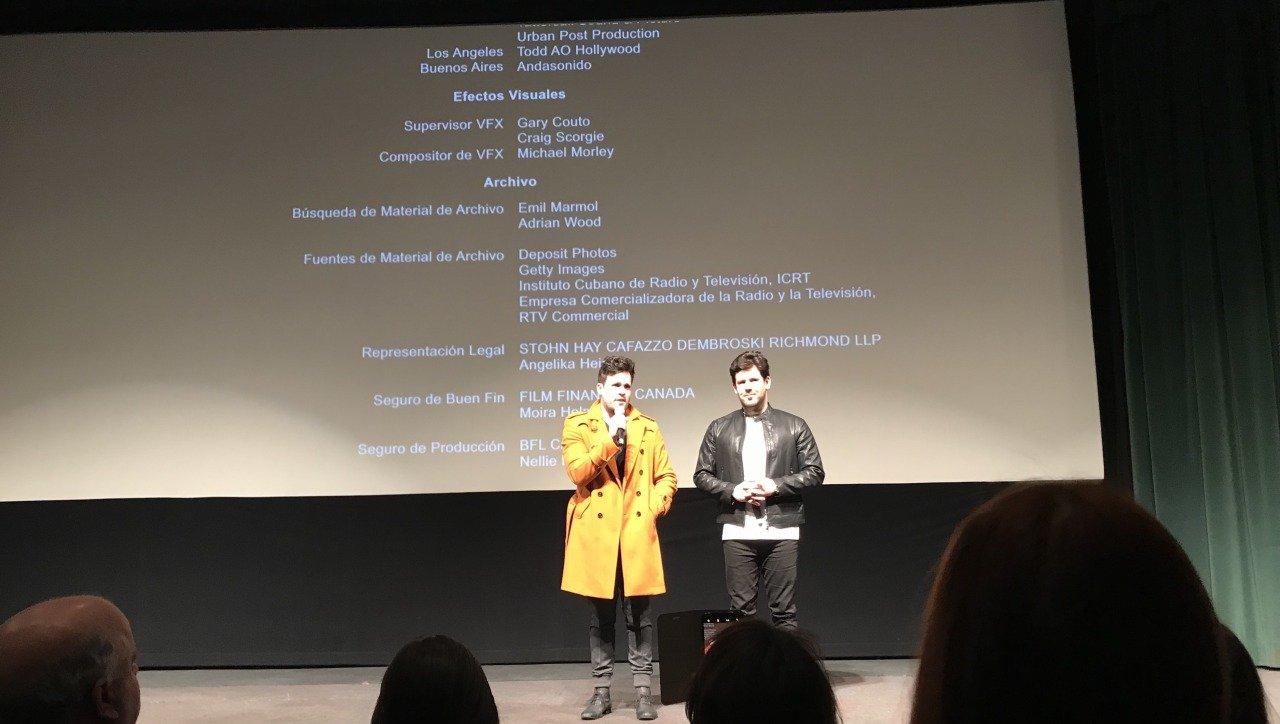 Hermanos Barriuso en el Sundance Institute