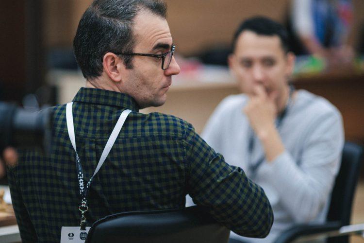Leinier Domínguez terminó en el cuarto lugar del Campeonato Nacional de Estados Unidos, que este 2020 se jugó en la plataforma virtual Lichess. Foto: FIDE.
