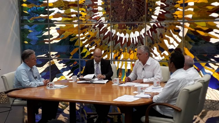 Foto: Presidencia de la República/Twitter.