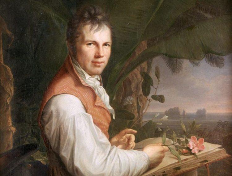 Retrato del sabio alemán Alexander Von Humboldt. Foto: cadenaser.com
