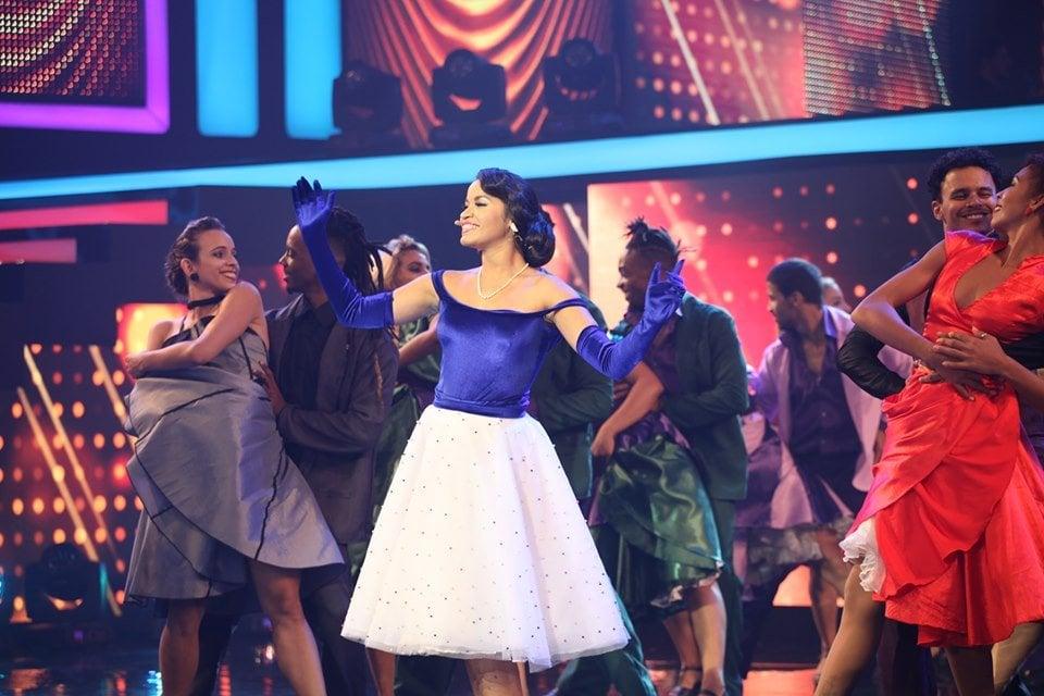 Luna Manzanares en el Concurso Adolfo Guzmán 2019