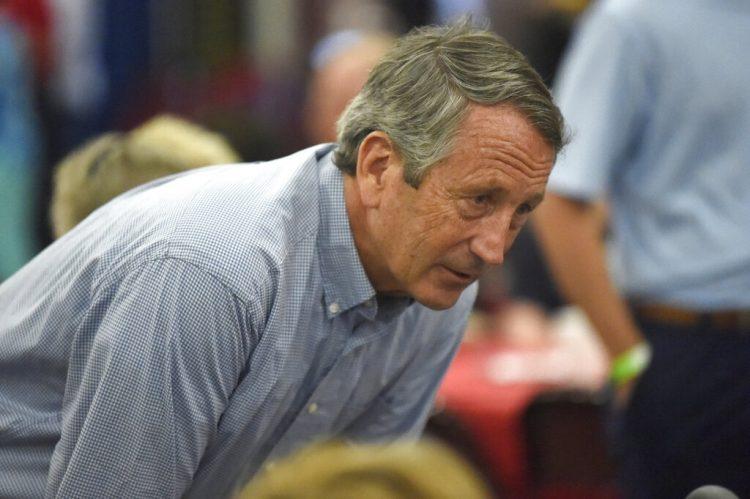 Mark Sanford, ex legislador republicano por Carolina del Sur, en Anderson, Carolina del Sur, el 26 de agosto del 2019. Foto: Meg Kinnard / AP / Archivo.