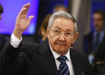 Foto de archivo del Raúl Castro llegando a una sesión de la Asamblea General de la ONU, en Nueva York, EE.UU., en sus últimos años como presidente de Cuba. Foto: Jason DeCrow / AP / Archivo.