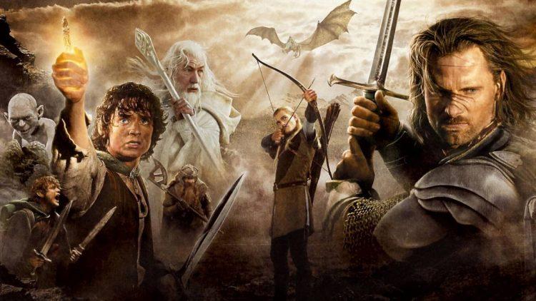 """Tras triunfar en el cine, """"El señor de los anillos"""" llegará a la televisión de la mano de Amazon. Foto: as.com"""