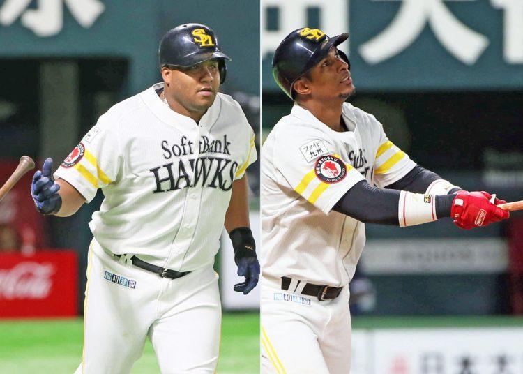Despaigne y Gracial podrían viajar la próxima semana a Japón. Foto: Tomada de Béisbol Japonés.