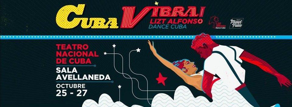 Cuba Vibra segunda temporada-Lizt Alfonso Dance Cuba-Orquesta Failde