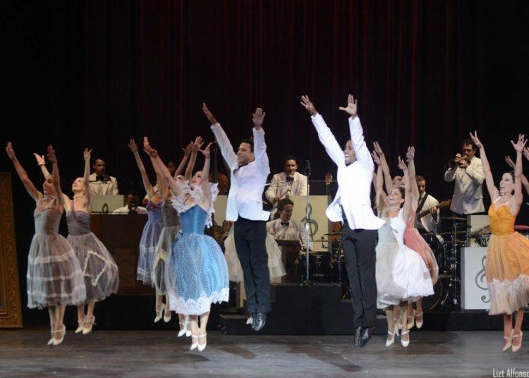 Espectáculo Cuba Vibra Lizt Alfonso Dance Cuba