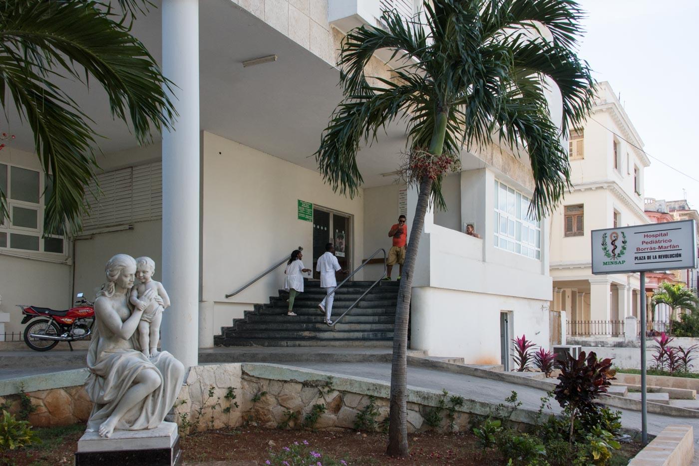 Hospital Pediátrico Borrás-Marfan