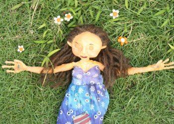 """Fotograma de """"La madre"""", animación de Ivette Ávila."""