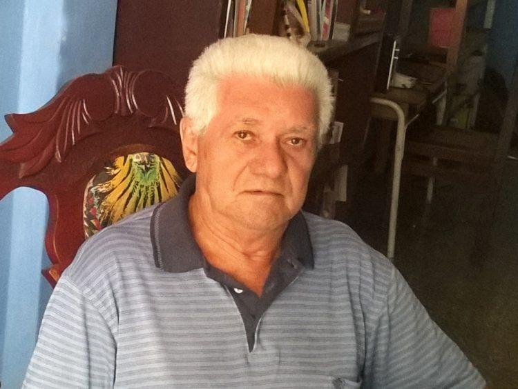 Roberto Manzano. Foto: Reina Esperanza Cruz.