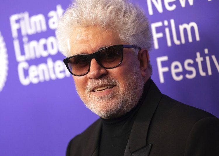 El cineasta español Pedro Almodóvar. Foto: Brent N. Clarke / Invision / AP / Archivo.