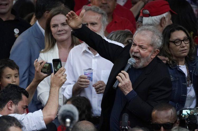 Foto de archivo del expresidente brasileño Luiz Inácio Lula da Silva. Foto: Leo Correa/AP/Archivo.
