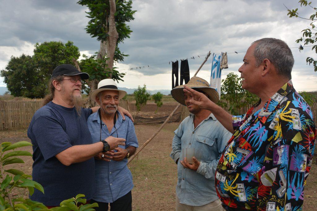 Edesio Alejandro-Mofini-JC-Filme Mambo man