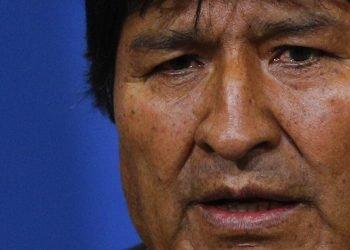 El expresidente boliviano Evo Morales. Foto: Juan Karita / AP / Archivo.