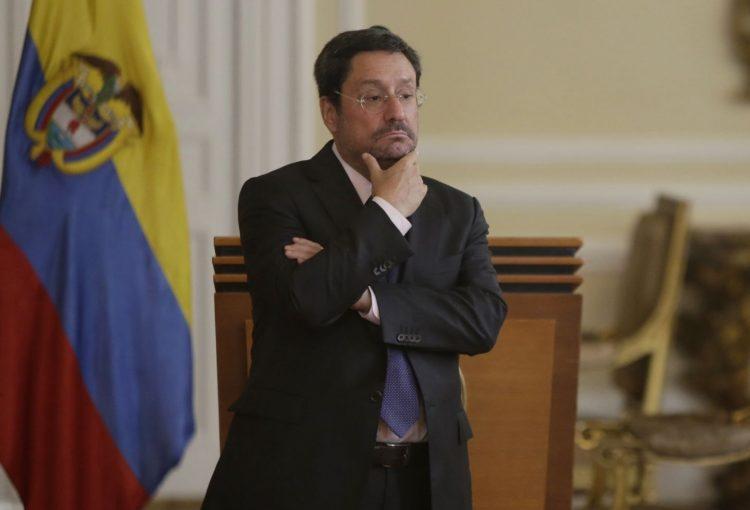 Francisco Santos, embajador de Colombia en EE.UU. Foto: lafm.com.co