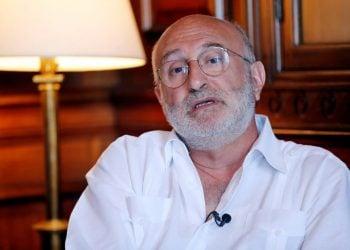 El embajador español en Cuba, Juan Fernández Trigo. Foto: Ernesto Mastrascusa/EFE.