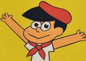 Imagen del célebre animado Matojo, que acompañó a los niños cubanos durante varias generaciones.