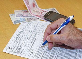 Planilla de declaración fiscal en Cuba. Foto: www.canalcaribe.icrt.cu / Archivo.