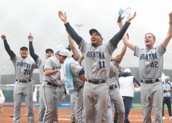 Argentina escaló a la quinta posición de Lima 2019. Foto: Panam Sports.