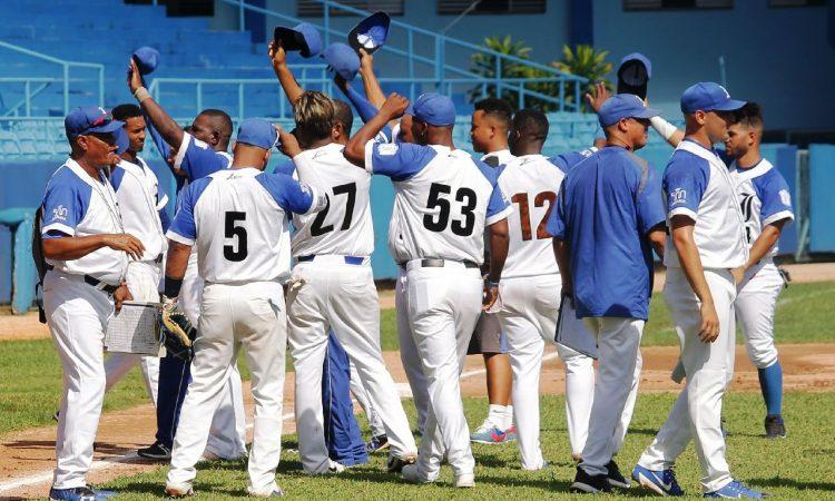 Imagen de archivo del equipo Industriales de béisbol. Foto: swingcompleto.com / Archivo.