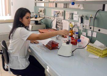 Laboratorio Antidoping de La Habana. Foto: ACN / Archivo.