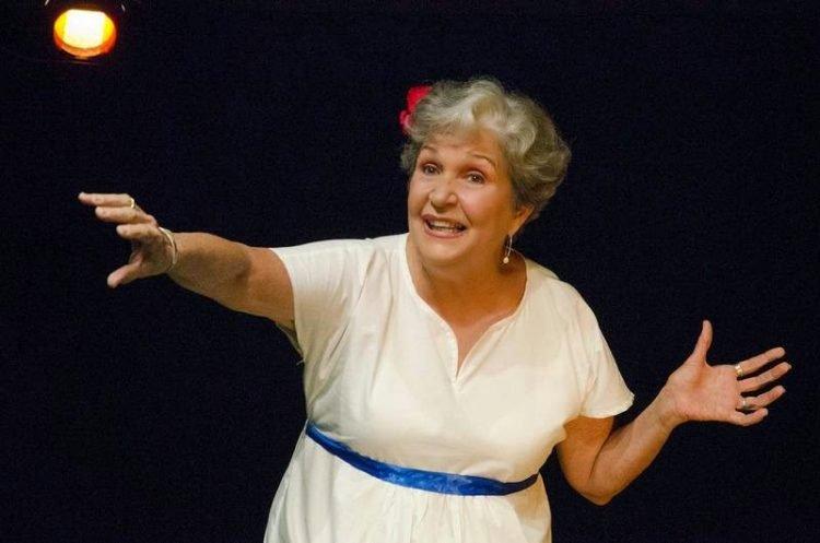 Mayra Navarro (1947-2019).