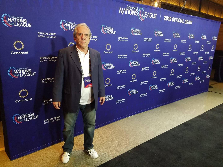 El periodista cubano Miguel Hernández. Foto: Cortesía del entrevistado.