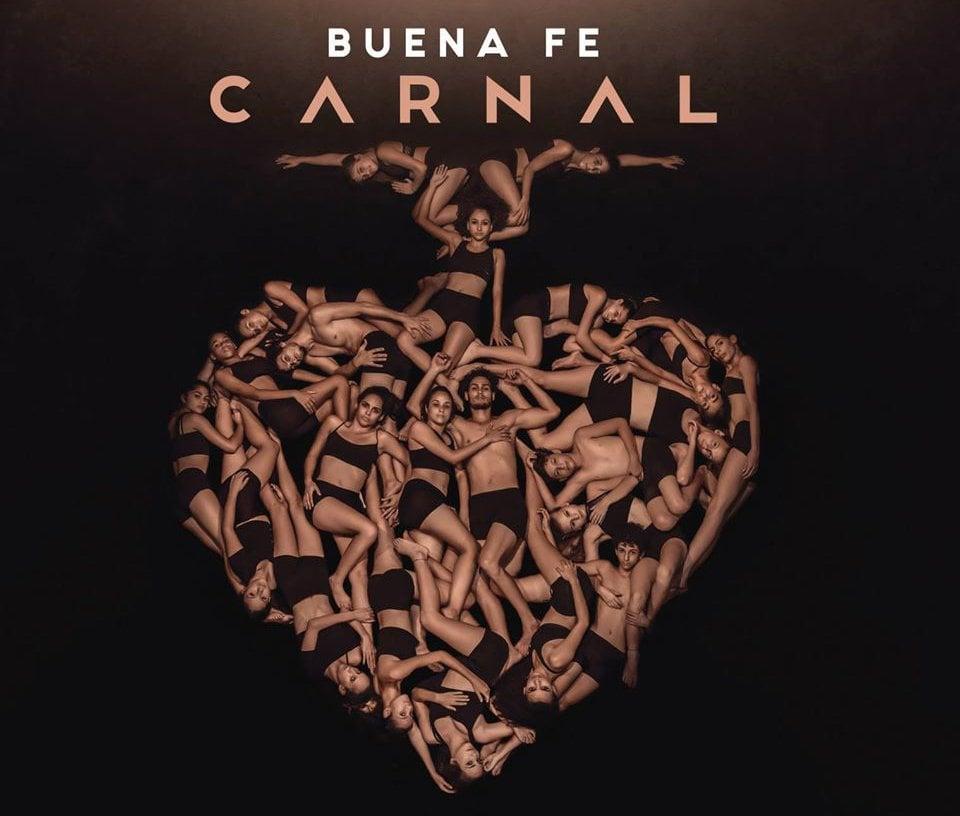 portada-disco carnal-buena fe-Gabriel Dávalos