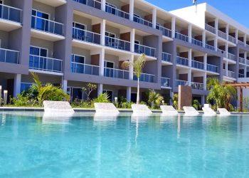 Hotel Gran Muthu Rainbow, primero en Cuba dedicado al segmento de la comunidad LGTBQ+. Foto: @granmuthurainbowLGBTI/Facebook.