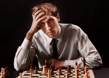 Bobby Fischer. Foto: Esquire.