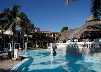 Hotel Memories Trinidad del Mar, en la ciudad de Trinidad, en Sancti Spíritus. Foto: Yander Zamora / EFE / Archivo.