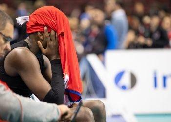 Cuba dejó escapar una oportunidad de oro para clasificar a Tokio. Foto: Getty Images.