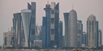 La ciudad de Doha, capital de Catar. Foto: AFP / Archivo.