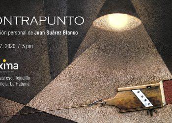Cartel-Contrapunto-Juan Suarez Blanco-2020-exposición
