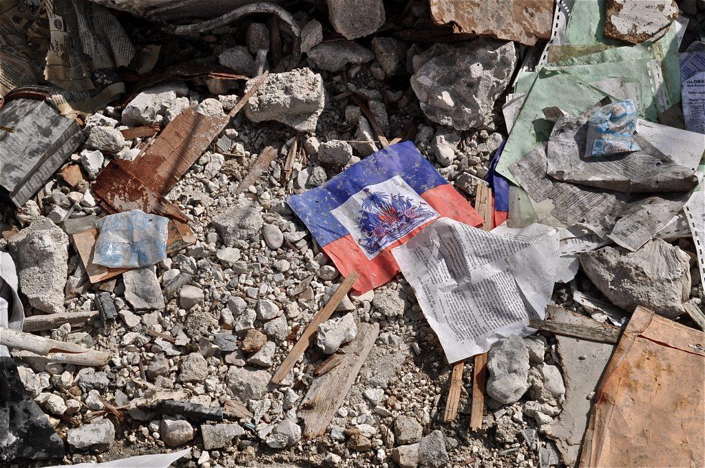 Un país con el tejido social destrozado. Foto: Rui Ferreira.
