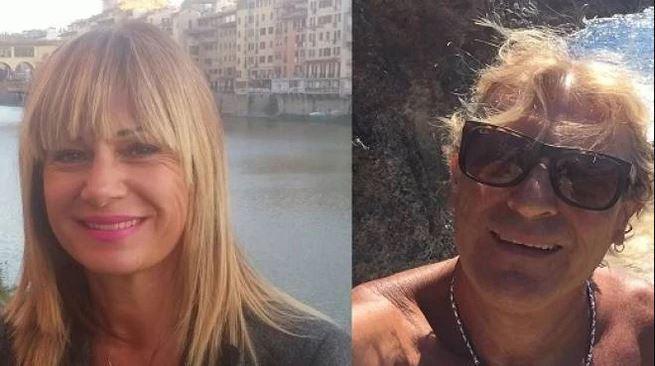 Greta Calabrese y Antonio Tiseo, turistas italianos fallecidos en un accidente de tránsito en el balneario cubano de Varadero, el 4 de enero de 2020. Foto: La Nazione.