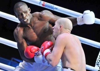 La Serie Mundial de Boxeo volvería a La Habana, donde siempre despertó gran expectación. Foto: Ricardo López Hevia.